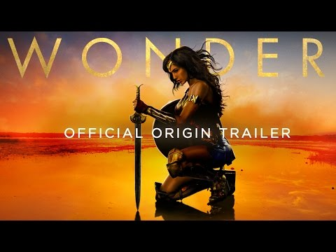 WONDER WOMAN – Official Origin Trailer
